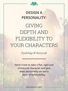 How can you take a flat, rigid and unnatural character and give their personality an extra layer of believability? With a little something called 'personal concerns'.   Writerology.net