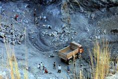 Graphite mining - Jharkhand
