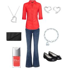 Movie night, created by audrey-niemeyer on Polyvore