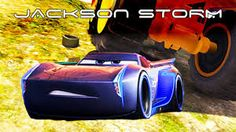 Image result for cars 3 jackson storm