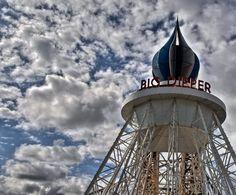 Blackpool Pleasure Beach, Blackpool England, Past, Building, Travel, Past Tense, Viajes, Buildings, Destinations