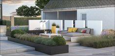 Lounge tuin Tuinontwerp : tuinarchitect Timothy cools : Tuinarchitectengroep eco bvba