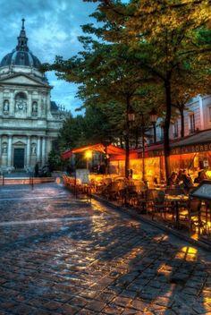 Sorbonne, Paris