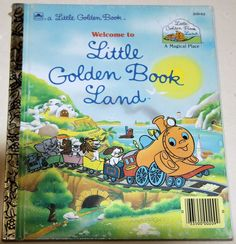 Welcome to Little Golden Book Land (1989)
