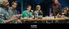 Minst En Gång i Veckan: KLANEN, av Nina Raine, på Dramaten, föreställning ...