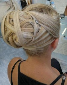Gorgeous Rubber Band Hair Ball!