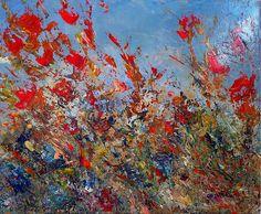 Garrigues en fleur