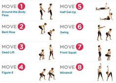 Kettlebell Exercises For Women | Kettlebell Exercises