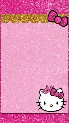 21 Trendy Ideas For Wallpaper Pink Iphone Sweets Hello Kitty Hello Kitty Art, Hello Kitty Themes, Hello Kitty Pictures, Hello Kitty Birthday, Sanrio Hello Kitty, Hello Kitty Iphone Wallpaper, Hello Kitty Backgrounds, Wallpaper Iphone Cute, Cute Wallpapers