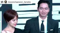 #Repost @moonchaewon_fansite with @repostapp ・・・ Goodbye mr black press conference ▪ ▪ ▪ Cr to owner (i think jinukworld ) #goodbyemrblack #leejinuk #moonchaewon #leejinwook