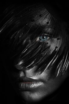 """Black Feathers""  - Rebecca Salzman"