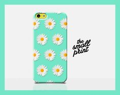 Daisy+iphone+5c+case+daisy+iPhone+5c+cover+by+TheSmallPrintCases