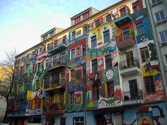 Berlin Friedrichshain by Palmou, via Flickr