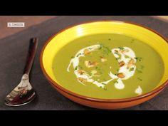 Vídeo:  La crema de verduras perfecta | Recetas El Comidista EL PAÍS Cream Soup, Bon Appetit, Cheeseburger Chowder, Thai Red Curry, Cake Recipes, Pudding, Favorite Recipes, Vegan, Vegetables