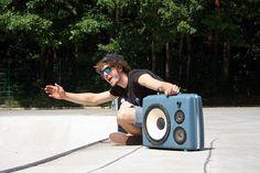Case Blaster muzyka zawsze pod ręką