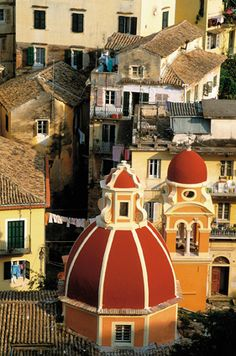 Magical Corfu Town