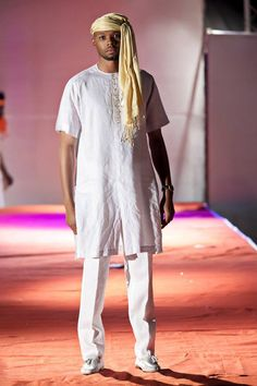 Bamako Fashion Week 2015 - CISS ST MOISE - Menswear Trends Tendencias Moda Hombre