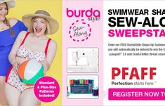 Free! Sew- Along: Sw