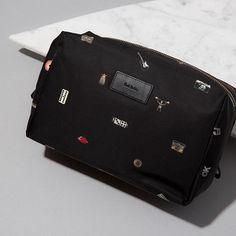 For the ultimate travel companion, discover accessories by @paulsmithdesign online at FLANNELS.com #PAULSMITH  #FLANNELS #FLANNELMAN #MENSWEARS #MENSWEARSTYLE #ACCESSORIES #TRAVEL #AW16