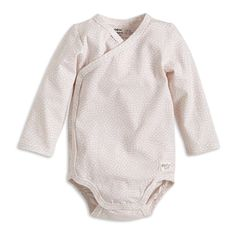 Patterned Bodysuit, Pink, Newborn (0-6 months), Kids | Lindex