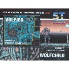 ST Action Coverdisk 35/March 1991 for Atari ST/STE