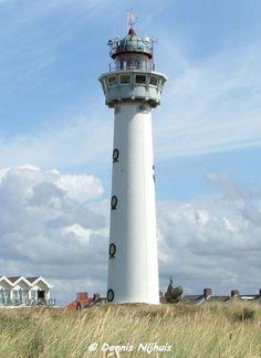 Vuurtoren Jan van Speijk Egmond aan Zee, North Holland, NL