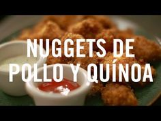 Nuggets de pollo y quínoa | Recetas Disney Babble - YouTube