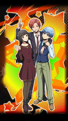 The future is looking very bright for these young assassins. Assassination Classroom