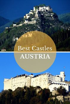 Everywhere in Austria, it seems there are palaces, castles, forts, and ruins. Many of the castles were impressive structures built on the highest hills or mountains, while others were nestled in a forest of green trees