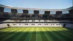 """Estádio do Atlético-MG tem terreno """"reservado"""" e projeto enxugado #globoesporte"""