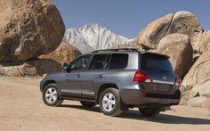 2013 Toyota Land Cruiser #suv #auto #rocklandtoyota #rockland #county #newyork #blauvelt #ny