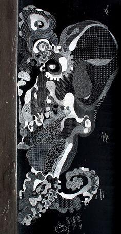 STREET ARTIST Philippe Baudelocque...TOF