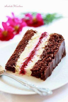 Lemon Cheesecake Recipes, Chocolate Cheesecake Recipes, Dessert Cake Recipes, Dessert Bread, Vegan Desserts, Delicious Desserts, Baklava Recipe, Homemade Cakes, Sweet Recipes