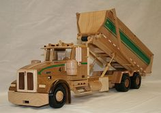 Garbage truck -- When we win the lotto I still don't know I could justify $6,000 on this super cool truck!!
