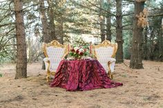 Ohio Fall Styled Shoot featuring marsala dahlias.  Buckeye Blooms   Mandy Ford Photography   Plan on Jules