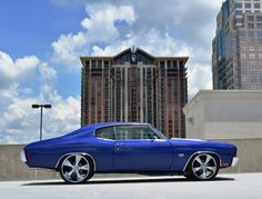 '70 Chevy Chevelle SS Pro-Touring