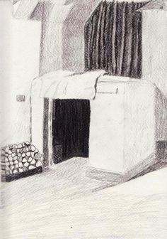 Jenny Wildfang Sketchbook 2012