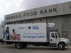 Retail Store Pick Up program Each day the Kansas Food Bank's refrigerated trucks head out to pick up fresh meat, produce, dairy, bakery and lunch meat items from over 38 Wichita-areal Dillons, Walm...