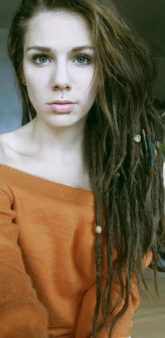 Dreads and piercings <3