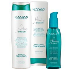 The Neem Plant Serum is hands down the best product I've ever used on my hair! No more throwing away money on Moroccan oils. ~~~ Healing Strength - L'ANZA Healing Haircare