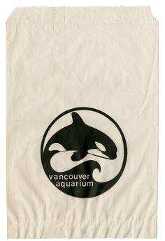 Vancouver aquarium logo of my childhood! #ISupportVanAqua