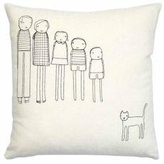 family pillow-offset