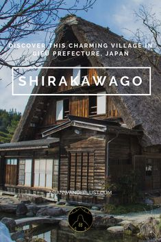 Discover the charming village of Shirakawago, lost in Gifu prefecture, Japan Places To Travel, Places To Visit, Japan Beach, Japan Travel Guide, Japan Guide, Japan Holidays, Japan Country, Kyoto Japan, Japan Japan