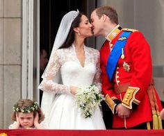 1. Grace van Cutsem, afilhada do príncipe William, roubou a cena quando ele se casou com Kate Middleton