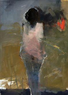 Lone Female Figure