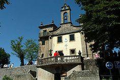 Pontevedra Lalín - Santuario de O Corpiño