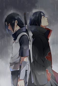 Oh Itachi, You're Story is so sad!