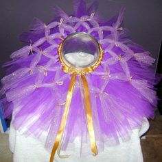 Rapunzel Tutu from Party of Twelve on Etsy