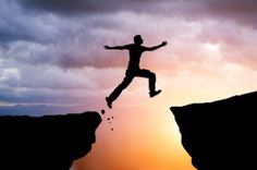 Everyone needs to have faith and put all of their trust in God. Take that leap of faith and see what happens :) Leap Of Faith, Have Faith, Faith In God, Affirmation Of The Day, Abraham Hicks, The Life, Life Goals, Marketing Digital, Quote Of The Day