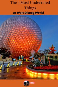 Epcot Food & Wine Festival at Walt Disney World: 5 tips for making the most of your time at this special fall event each year. Best Disney World Restaurants, Disney World Food, Disney World Parks, Disney World Planning, Walt Disney World Vacations, Disney Travel, Disney World Tips And Tricks, Disney Tips, Disney Magic
